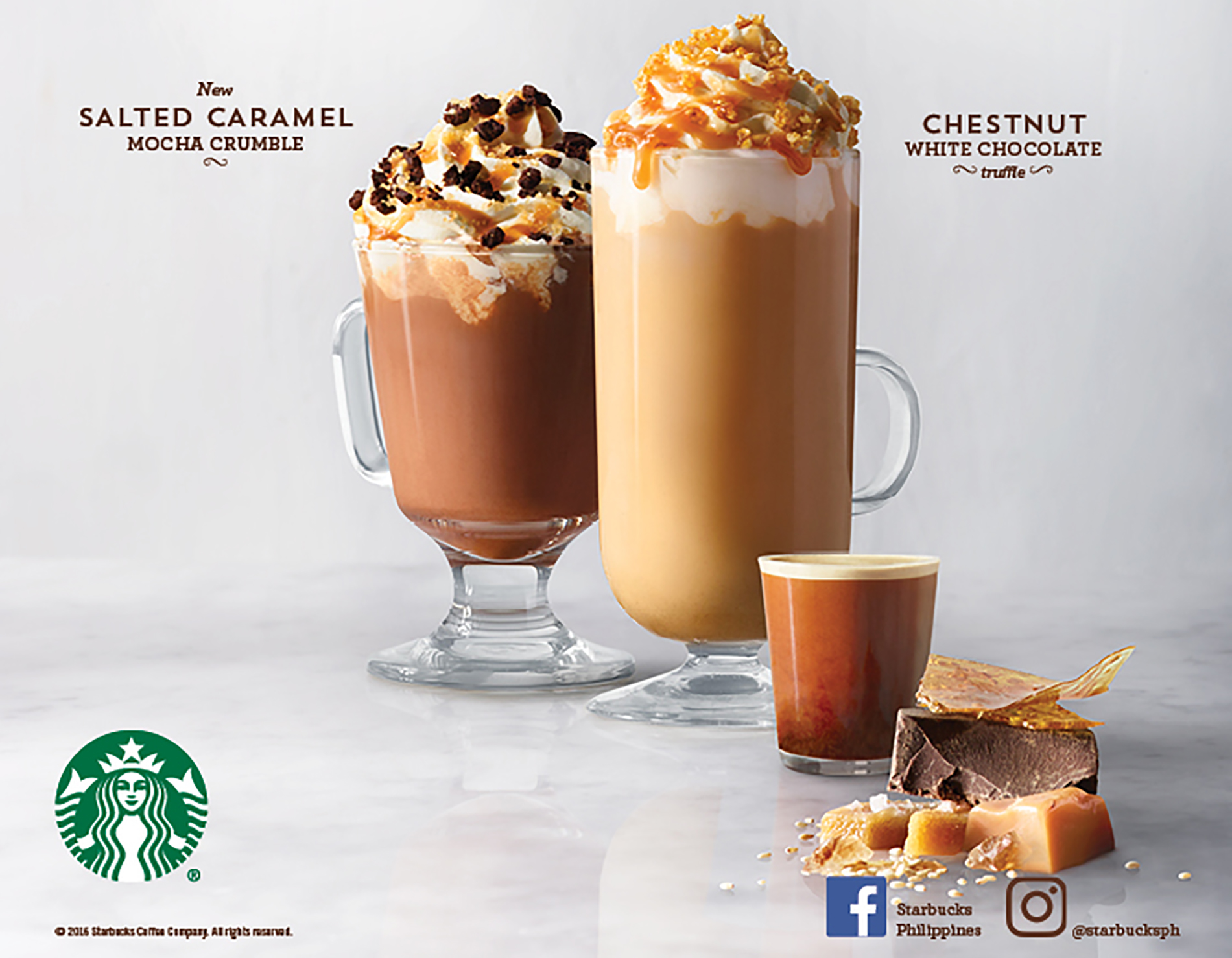 Starbucks Will Soon Launch its Espresso Confections for 2017 ...