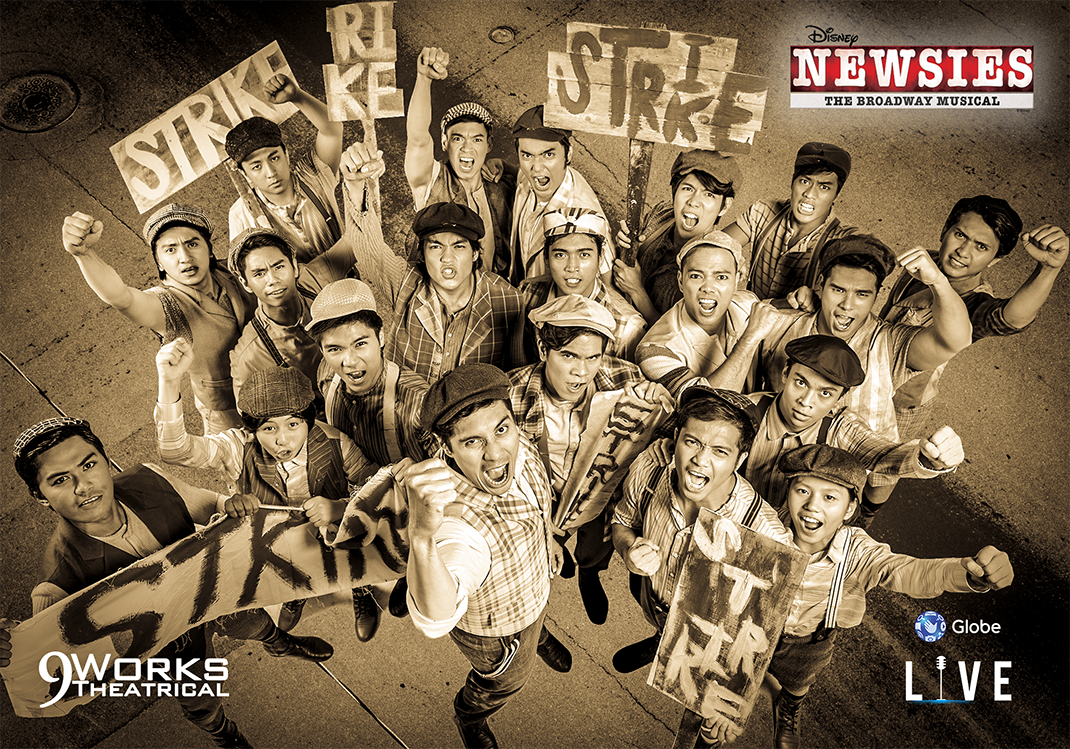 The movie newsies