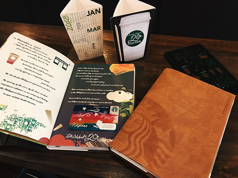 The Starbucks Planner for 2018 is Here and I'm Giving One Away ...