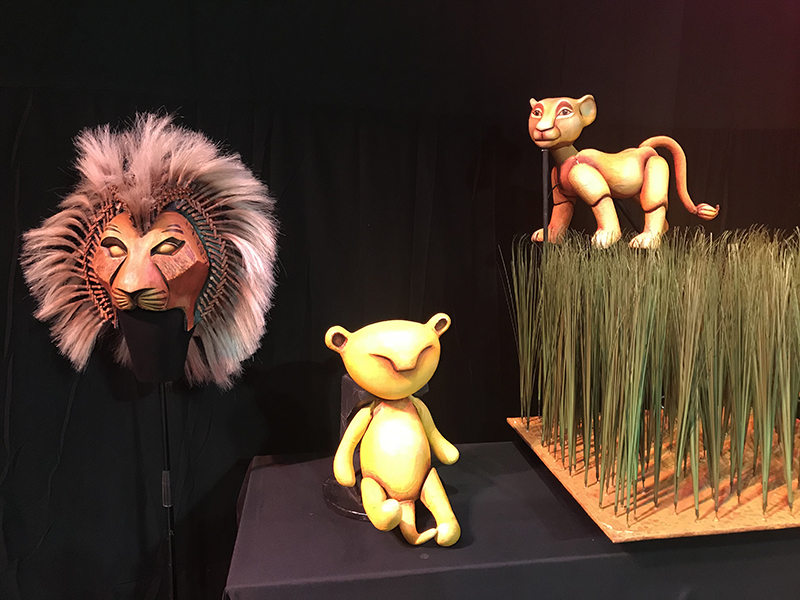 The costumes and props are just as beautiful. Show director and costume designer Julie Taymor puppet designer Michael Curry and stage designer Richard ... & Hereu0027s Everything You Need to Know About The Lion King Musical in ...