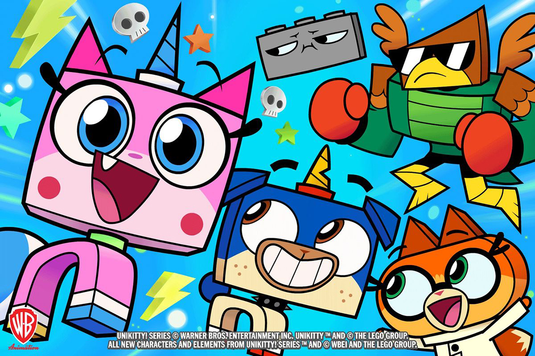 """Princess Unikitty From """"The Lego Movie"""" Now Has Her Own TV Show ..."""