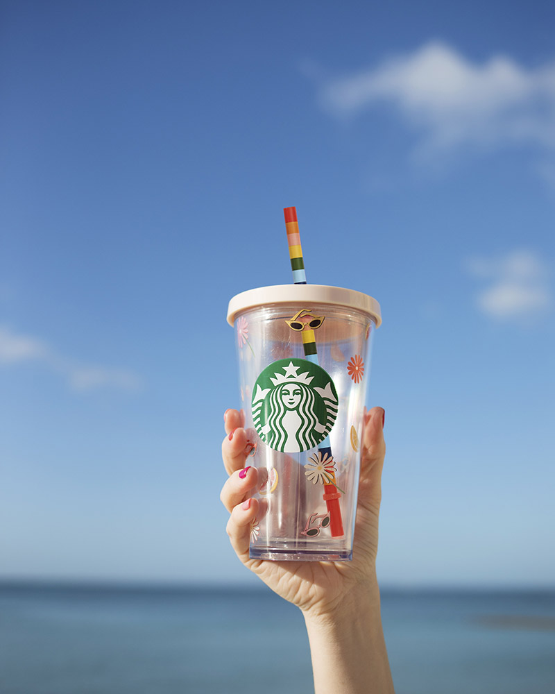 Summer Isn T Over Because Starbucks Partnered With Ban Do