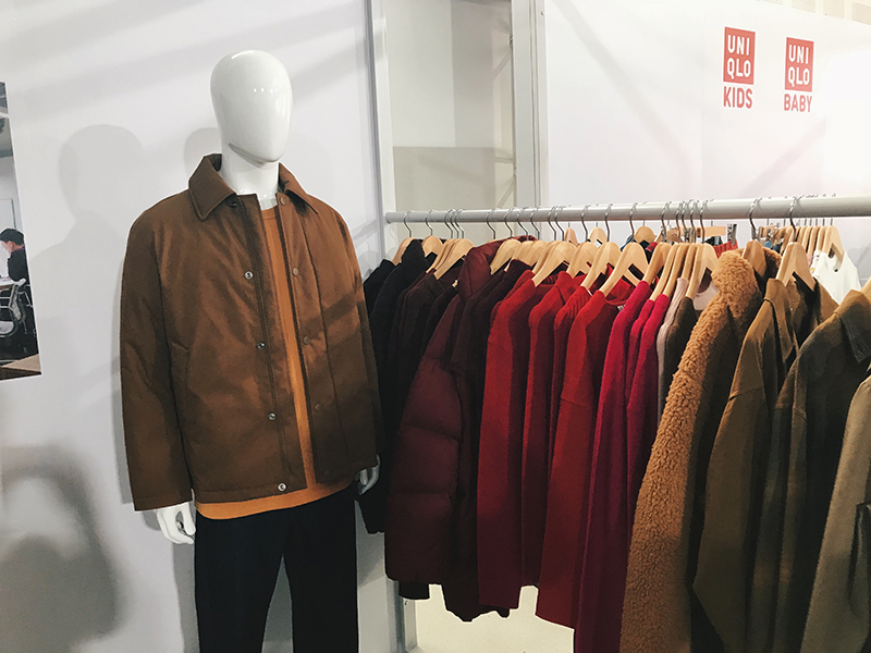 here 39 s your easy guide to the uniqlo fall winter 2018. Black Bedroom Furniture Sets. Home Design Ideas