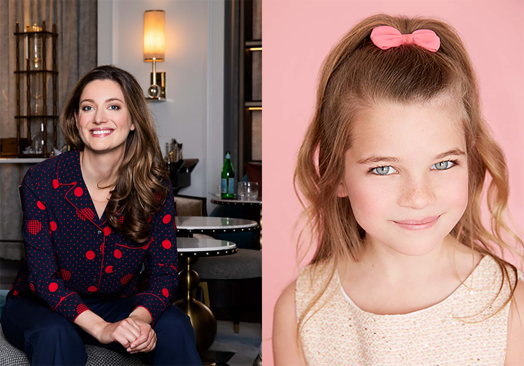 An Interview With Zoe Perry And Raegan Revord Of Young